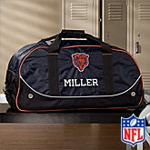 Personalized Chicago Bears Rolling Duffel Bags - 11115