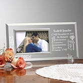Personalized Glass Picture Frames - Our Life Together - 11134