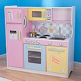 Personalized Play Kitchen For Girls - 11159D