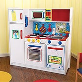 Personalized Kitchen Playset For Boys - 11160D