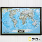 Personalized Maps from National Geographic - 11168