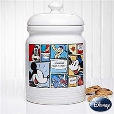 Personalized Disney Cookie Jars - 11190