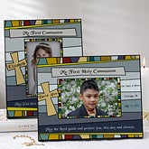 Personalized First Communion Picture Frame - This Special Day - 11252