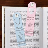 Personalized Christian Bookmarks - May God Bless Me - 11254
