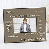 Personalized First Communion Photo Frames - My Special Day - 11258