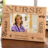 Engraved Picture Frame for Nurses - 1129