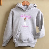 Personalized First Communion Sweatshirt - Communion Girl - 11291
