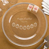 Egg-stra Special Treats© Personalized Serving Platter