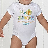 Personalized Easter Baby Clothes - My First Easter - 11314
