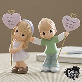 Personalized Precious Moments Figurines - Her Gift of Love - 11327