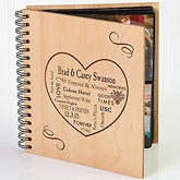 Personalized Photo Album for Couples - Our Life Together - 11331