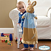 Peter Rabbit Personalized Stuffed Animal Blanket - 11335