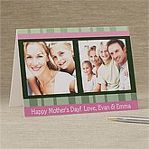 Personalized Photo Greeting Cards - Message To Her - 11354