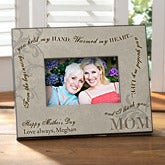 Personalized Picture Frames for Mom - 11356