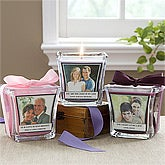 Personalized Photo Candles - For My Love - 11382