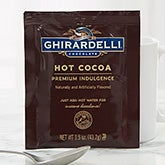 Ghirardelli® Double Chocolate Hot Cocoa  - 11418