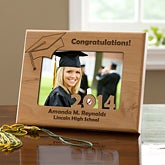 Personalized Graduation Picture Frames - Graduation Day - 11456