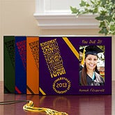 Personalized Graduation Picture Frames - Graduation Excitement - 11457