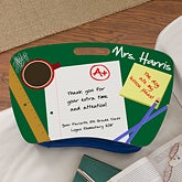 Personalized Lap Desk for Teachers - 11460