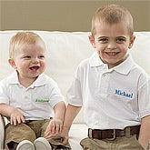 Kids Personalized Polo Shirts - 11467