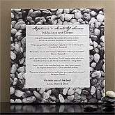 Personalized Secrets of Success Canvas Art - 11511