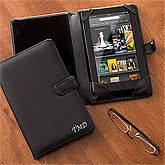 Personalized Leather Kindle Fire Case - 11524