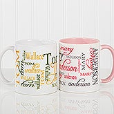 Personalized Coffee Mugs - My Name - 11539