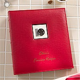 Personalized Recipe Binder Kitchen Organizer - 11580