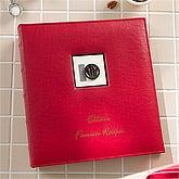 Personalized Recipe Binder Kitchen Organizer - 11580