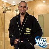 Personalized Batman Bathrobe - 11629