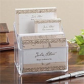 Personalized Office Stationery Gift Set - Corporate Notes - 11662