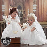 Personalized Precious Moments Bride Doll - 11674