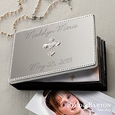 Personalized Silver Photo Albums - First Communion by Reed & Barton - 11707