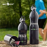 Personalized Water Bottles - Sport + Store - 11708