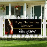 Personalized Graduation Banners - Capture The Moment - 11757