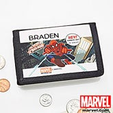 Personalized Spiderman Wallet - 11772