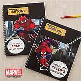 Personalized Spiderman Notebooks - 11779
