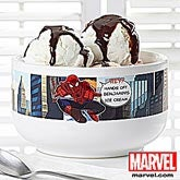 Personalized Spiderman Bowl - 11787