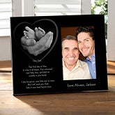 Personalized Picture Frames - Dad's Loving Hands - 11805