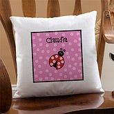 Personalized Throw Pillows for Girls - 11845