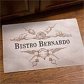 Personalized Kitchen Floor Mat - Bon Appetit - 11947