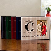 Personalized Pictures Frames - Elegant Family Monogram - 11953