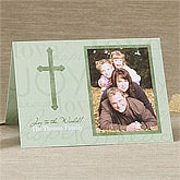 Personalized Photo Christmas Cards - Holiday Joy - 11986