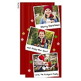 Personalized Christmas Postcards - Picture Perfect - 11997
