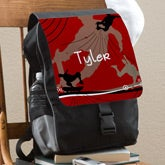 Personalized Backpacks for Kids - Skateboards - 12015
