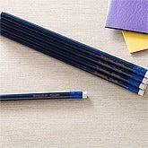 Personalized Pencils - Blue - 12029