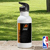 Personalized NBA Basketball Water Bottles - 12045