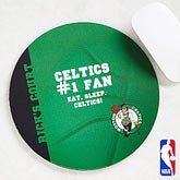 Personalized NBA Basketball Mouse Pads - 12047
