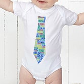 Personalized Baby Clothes for Boys - Dressed for Success - 12072