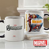 Personalized Avengers Coffee Mug - Iron Man, Hulk, Thor, Captain America - 12089